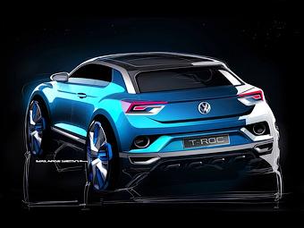 Volkswagen попросил студентов придумать новый концепт-кар