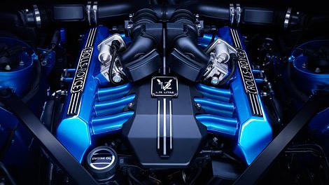 Спецсерия кабриолета Phantom Drophead Coupe выйдет тиражом 35 экземпляров. Фото 1
