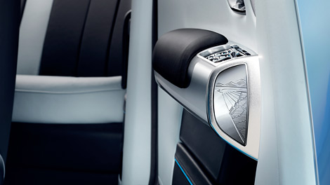 Спецсерия кабриолета Phantom Drophead Coupe выйдет тиражом 35 экземпляров. Фото 2
