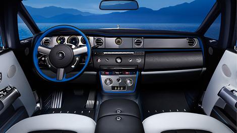 Спецсерия кабриолета Phantom Drophead Coupe выйдет тиражом 35 экземпляров. Фото 4