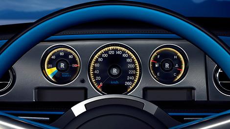 Спецсерия кабриолета Phantom Drophead Coupe выйдет тиражом 35 экземпляров. Фото 5
