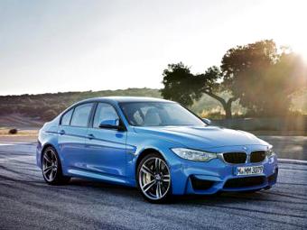 В BMW задумались о «четверках» для следующих М3 и М4