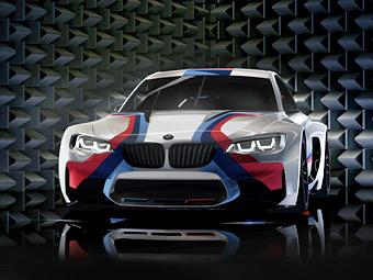 Компания BMW разработала 549-сильное купе для видеоигры
