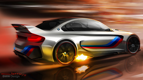 Концепт-кар на базе «двойки» предназначен для игры Gran Turismo 6. Фото 1