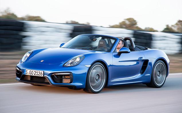Тест самых мощных версий Porsche Boxster и Cayman