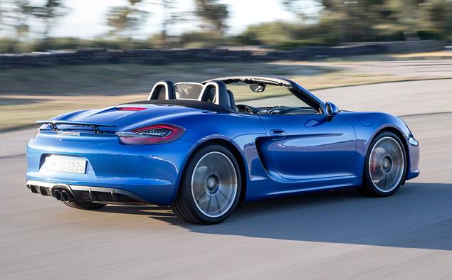Тест самых мощных версий Porsche Boxster и Cayman. Фото 3