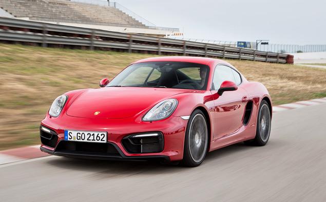 Тест самых мощных версий Porsche Boxster и Cayman. Фото 6