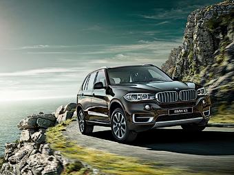Названы цены на BMW X5 российской сборки