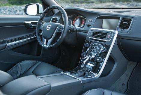 Стартовали продажи дизель-электрического Volvo V60. Фото 3