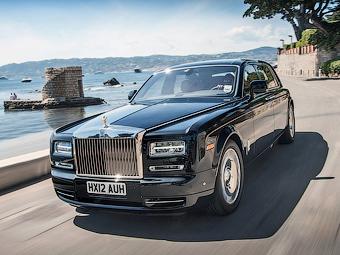 Rolls-Royce начал работу над новым «Фантомом»