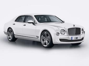 Bentley отметит свое 95-летие 15 эксклюзивными седанами