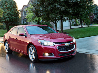 General Motors отзовет 2,7 миллиона машин