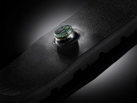 Компания разработает новый тип датчика давления в шинах