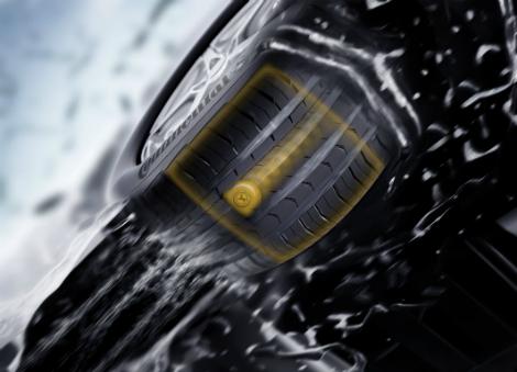 Компания разработает новый тип датчика давления в шинах. Фото 1