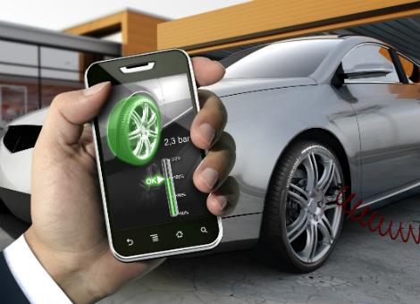 Компания разработает новый тип датчика давления в шинах. Фото 2