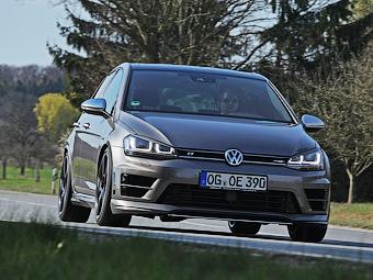 Ателье Oettinger построило 400-сильный Volkswagen Golf