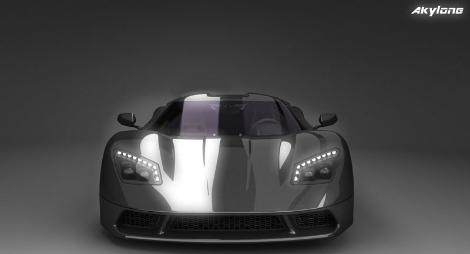 Компания Genty изменила технические характеристики своего будущего гиперкара. Фото 2