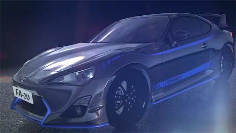 Британская компания подготовит спорт-пакет для Toyota GT86 и Subaru BRZ