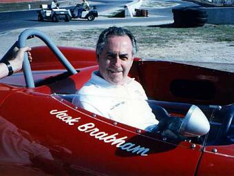 Скончался трехкратный чемпион Формулы-1