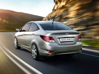 Hyundai Solaris получит шестиступенчатые коробки передач