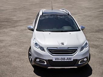 У Peugeot 2008 появится трехдверная версия