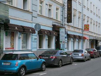 Москва завершит создание новых парковок через три года