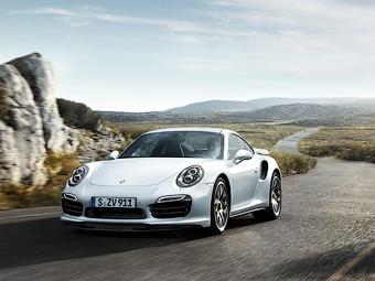 Porsche подготовит гибридный 911-й