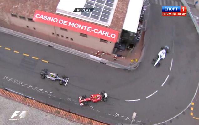 Онлайн-трансляция шестого этапа Формулы-1 2014 года