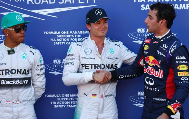 Онлайн-трансляция шестого этапа Формулы-1 2014 года. Фото 3