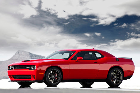 Dodge Challenger SRT получил 600-сильный двигатель с механическим нагнетателем