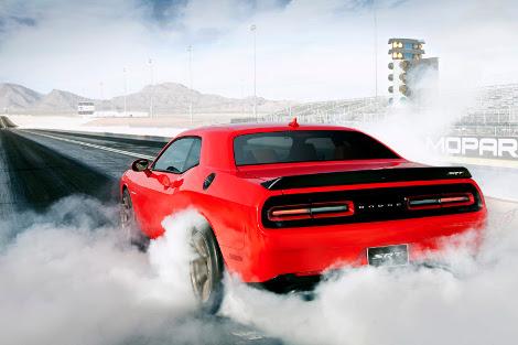 Dodge Challenger SRT получил 600-сильный двигатель с механическим нагнетателем. Фото 1