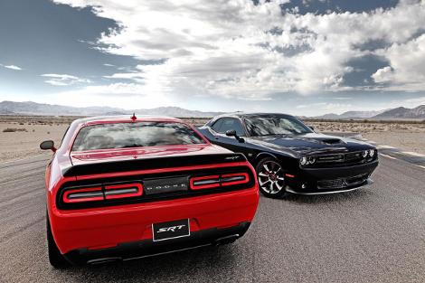 Dodge Challenger SRT получил 600-сильный двигатель с механическим нагнетателем. Фото 3