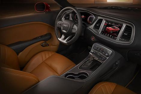 Dodge Challenger SRT получил 600-сильный двигатель с механическим нагнетателем. Фото 4