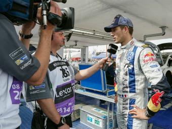Себастьен Ожье выступит на этапе немецкой серии GT