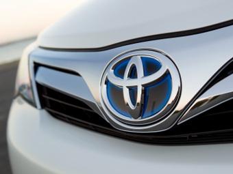 «Тойоту» второй год подряд признали самым дорогим автобрендом