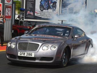 Британцы построили 3100-сильный Bentley Continental GT