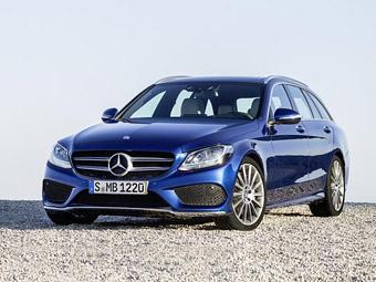 Mercedes-Benz официально представил универсал C-Class