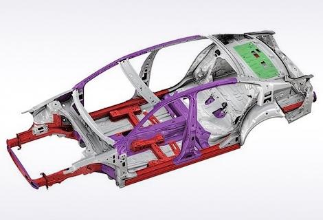 """Новый """"Пассат"""" получит трехцилиндровые моторы и электронную приборную панель"""