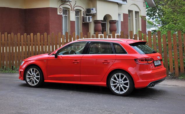 Длительный тест Audi A3: часть вторая