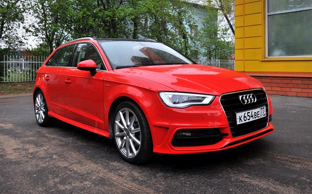 Длительный тест Audi A3: часть вторая. Фото 1