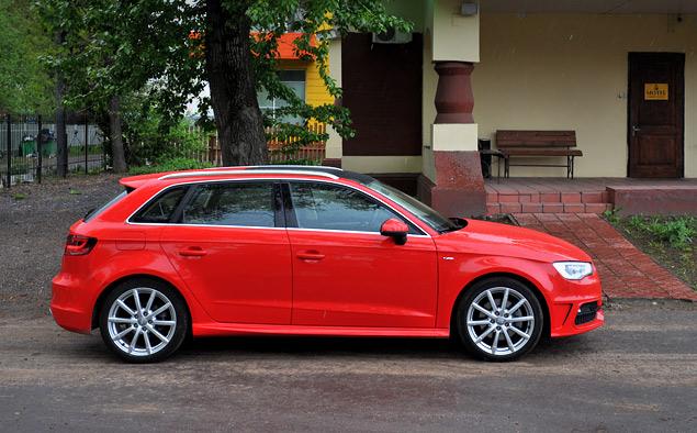 Длительный тест Audi A3: часть вторая. Фото 2