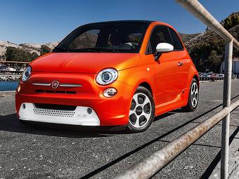 Глава Fiat попросил не покупать электрический хэтчбек 500