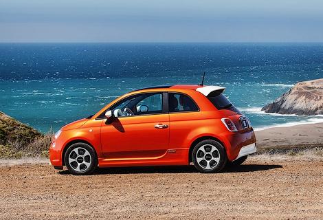 На каждом проданном электрокаре Fiat теряет 14 тысяч долларов