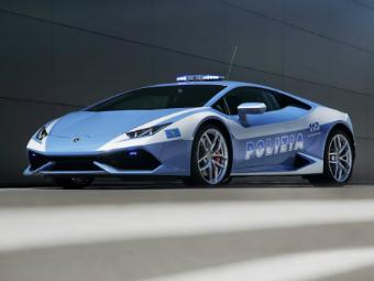 Lamborghini Huracan приспособили для перевозки донорских органов