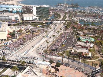 В календарь Формулы-Е добавился этап в Лонг-Бич