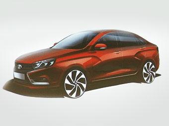 Преемника «Приоры» оснастят рулевым управлением от Renault Megane