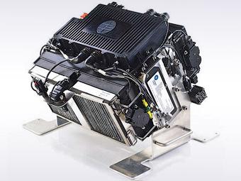 Компания Suzuki разработала маленький водородный мотор