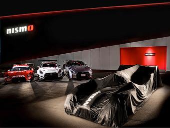 Nissan поедет в «Ле-Мане» в самом быстром гоночном классе