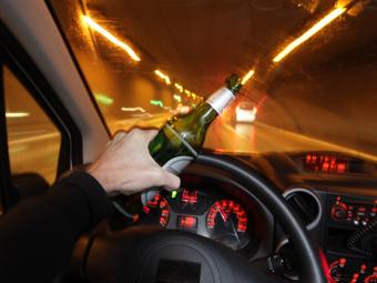 Нетрезвых водителей за год оштрафовали на 2,4 миллиарда рублей