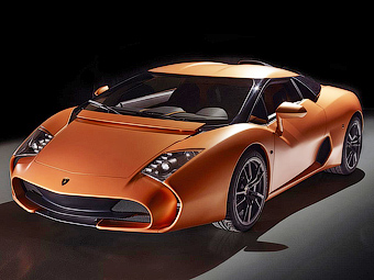 Ателье Zagato построило для коллекционера уникальный Lamborghini
